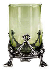 La fee Verte Shot Glass