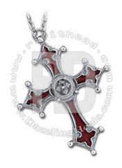 Noctis Cross Pendant
