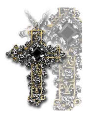 Hederidge Cross Pendant