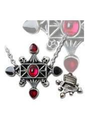 Lucrezias Poison Locket Necklace