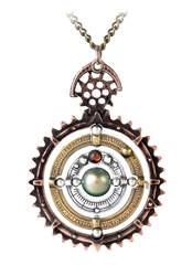 Ordium Coelestium Mechanicum Necklace