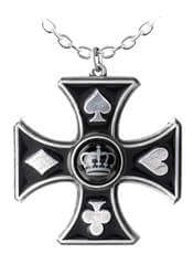 Sharps Cross Pendant