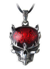 Flame Brain Pendant