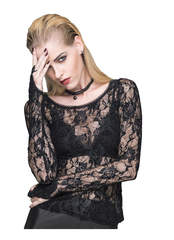 Abigail Lace Top