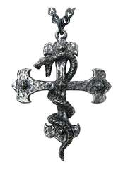Blackadder Pewter Pendant