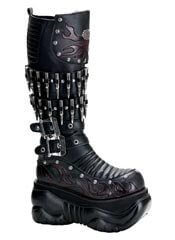 BOXER-201 Platform Boots - Clearance