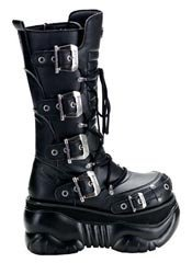 BOXER-205 Buckle Boots - Clearance