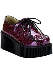 CREEPER-208 Purple Leopard Creepers