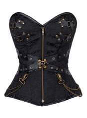 Brocade Empire Corset