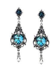 Empress Eugenie Dangle Earrings