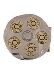 Gun Barrel Belt Buckle