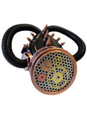 Mad Steampunk Respirator