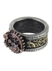 Quanta Mechanica Cosmonatallogy Ring