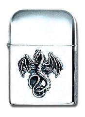 Wyverex Pewter Lighter