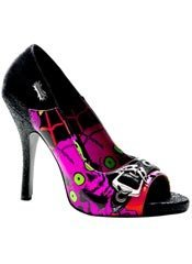 ZOMBIE-08 Pumps High Heels