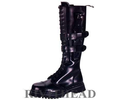 PREDATOR-I Black Combat Boots