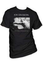 Joy Division - Love Will Tear Us Apart T-Shirt