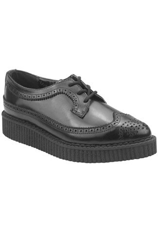 T.U.K. A8644 Pointed Brogue Creepers