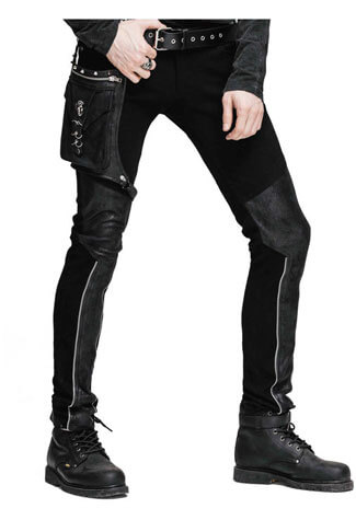Assailant Men's Gothic Pants