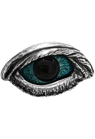The Vultures Eye Belt Buckle