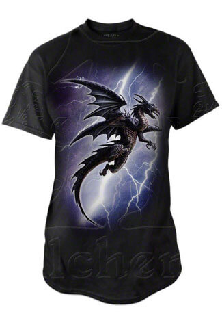 Lightning Dragon T-Shirt