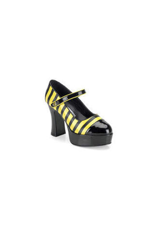 BUZZ-66 Bumble Bee Heels