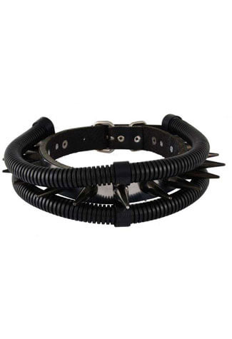 Contagion Black Spike Choker