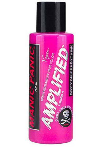 Cotton Candy Pink Amplified Hair Dye