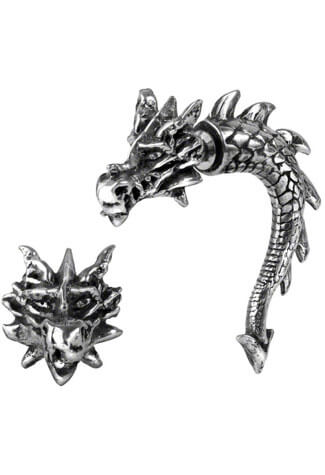 Tor Dragon Earring Stud