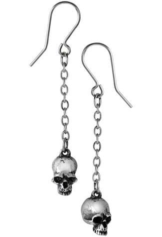 Deadskull Earrings