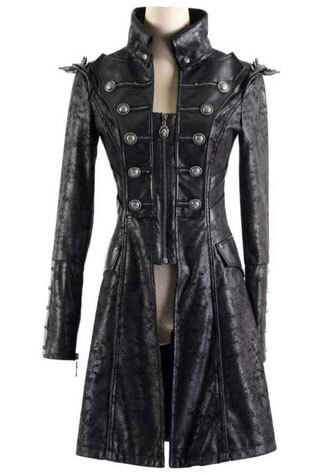 Harbinger of Death Jacket