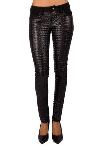 Stud Imprint Women's Jeans