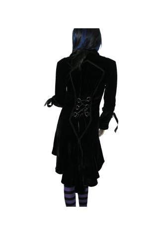Velvet Long jacket