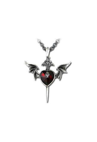 Death Of A Vampire Pendant