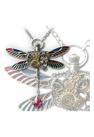 Clockwork Darter Pendant