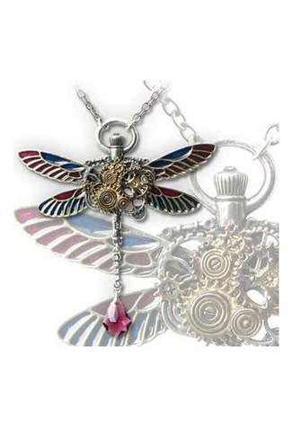 Clockwork Darter Pendant