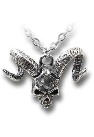Skull of Azrael Pendant