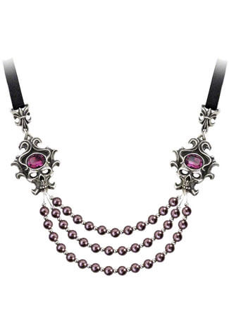 The Palatine Pearls of the Underworld Necklace