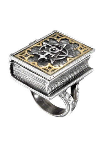Dee's Book of Angel Magic Ring