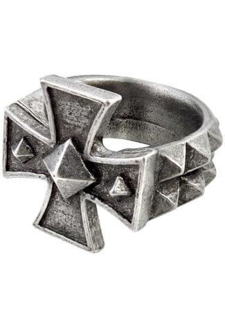 Cross of Iron Ring