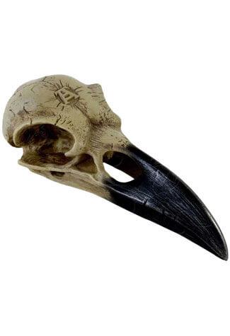 Corvus Alchemia Skull Figurine