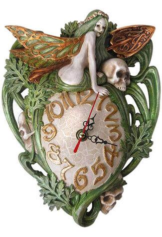 Artemesia Absinthium Wall Clock