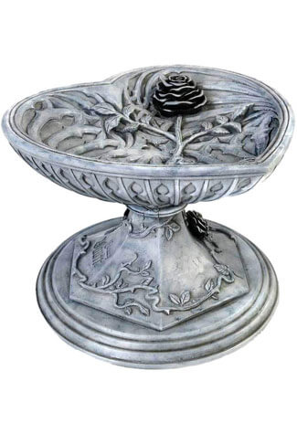 Heart of Otranto Chalice Bowl