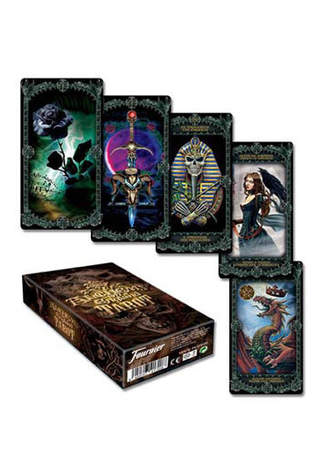 Alchemy Tarot Card Set