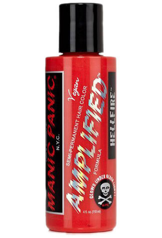 Hell Fire Amplified Hair Dye