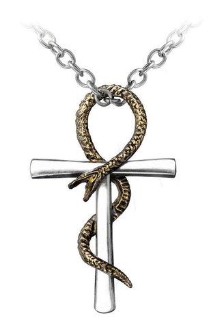 Ankh of Tau Pendant Necklace