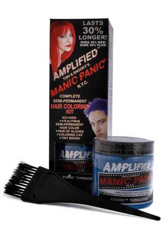 Atomic Turquoise - Dye Kit