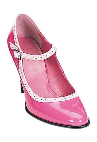 BETTY-01 Pink Patent Heel