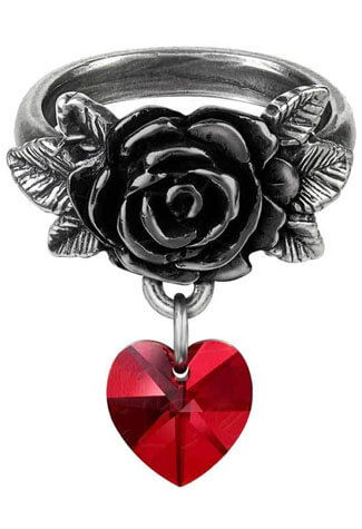 Cherish Heart Ring
