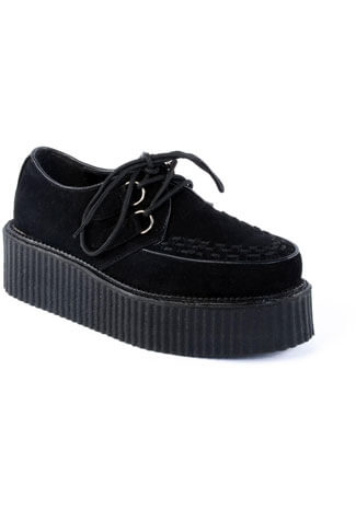 Black Veggie Creepers V-Creeper-502s